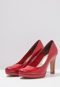 Tamaris - High Heel Pumps - chili - 4