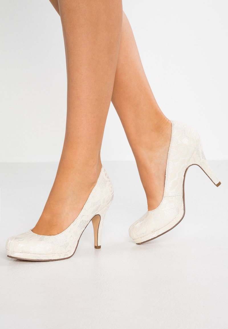 Tamaris - High heels - ivory