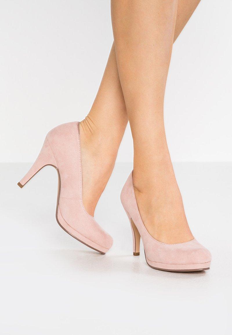 Tamaris - High heels - rose