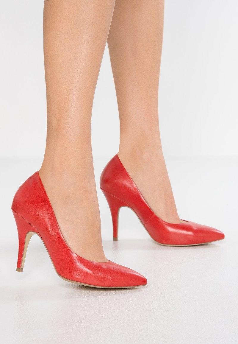 Tamaris - High heels - chili