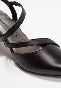 Tamaris - Classic heels - black - 2