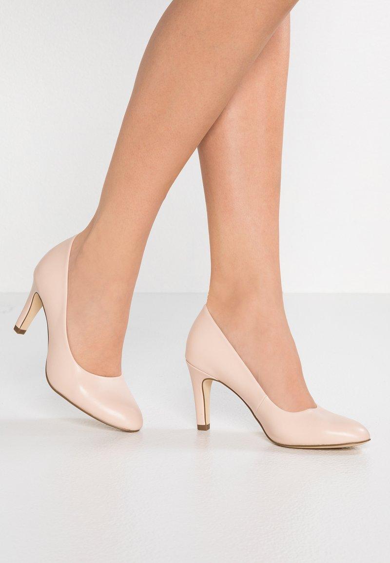 Tamaris - Classic heels - rose matt