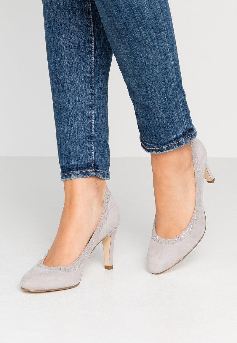 Tamaris - Klassiske pumps - light grey