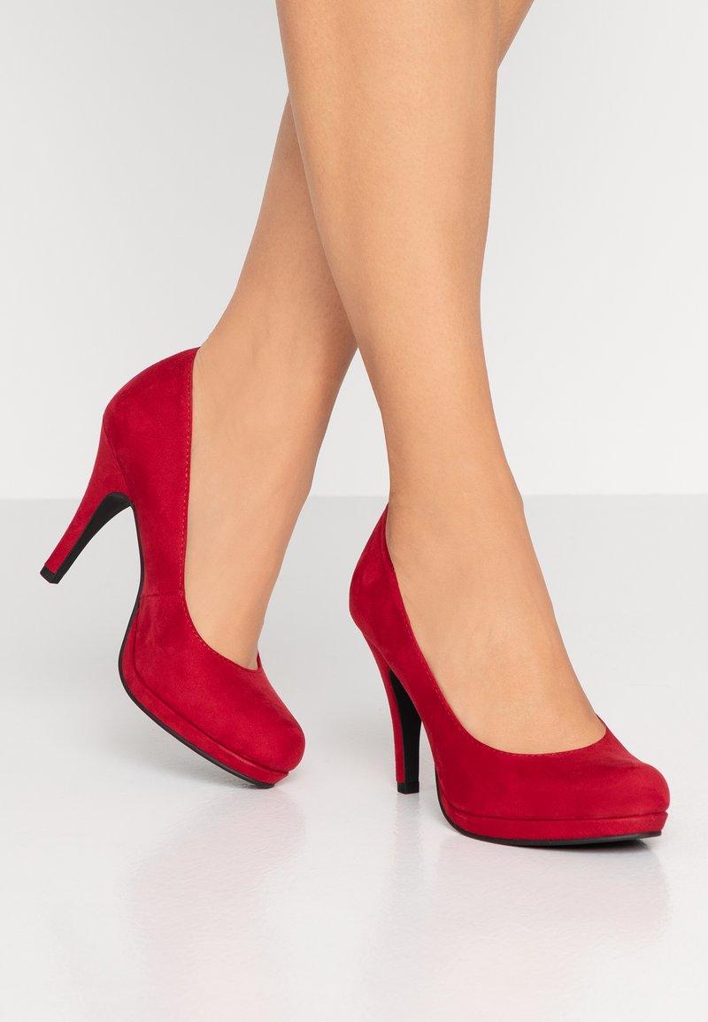Tamaris - High Heel Pumps - lipstick