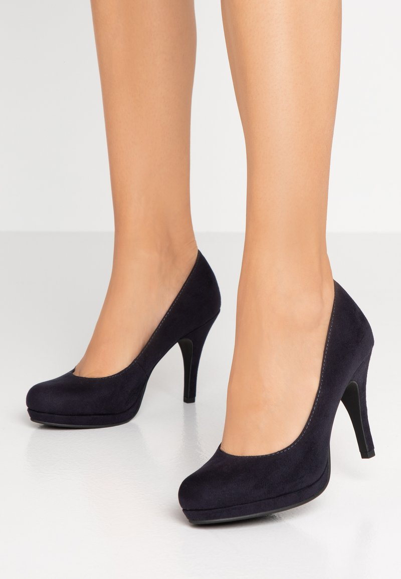 Tamaris - High heels - navy