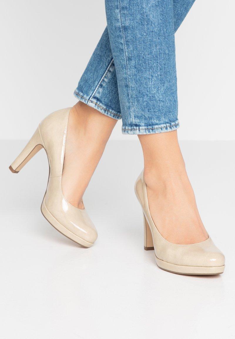 Tamaris - High heels - cream