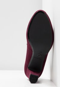 Tamaris - Classic heels - merlot - 6