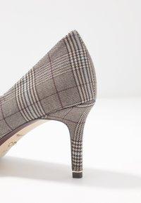 Tamaris - Classic heels - grey - 2