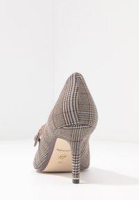 Tamaris - Classic heels - grey - 5