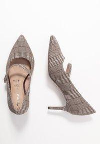 Tamaris - Classic heels - grey - 3