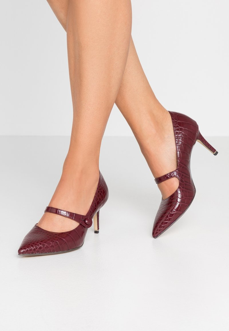 Tamaris - Klassiske pumps - merlot