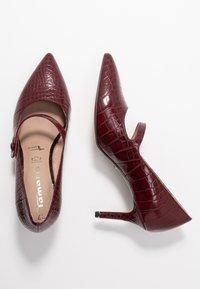 Tamaris - Classic heels - merlot - 3
