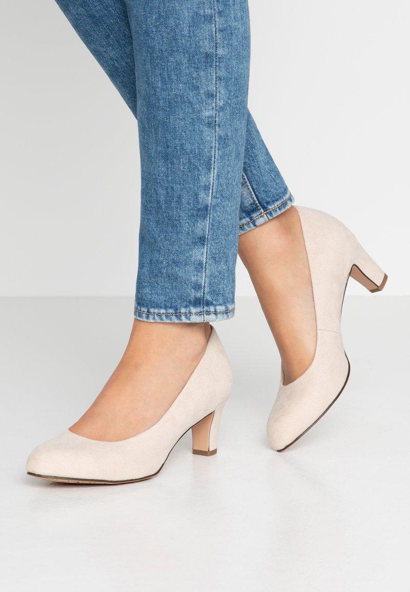 Tamaris - Classic heels - ivory