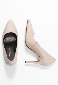 Tamaris - High heels - champagne glam - 3