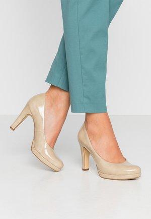 DA.-PUMPS - High heels - dune