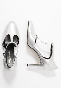 Tamaris - Klassieke pumps - silver - 3