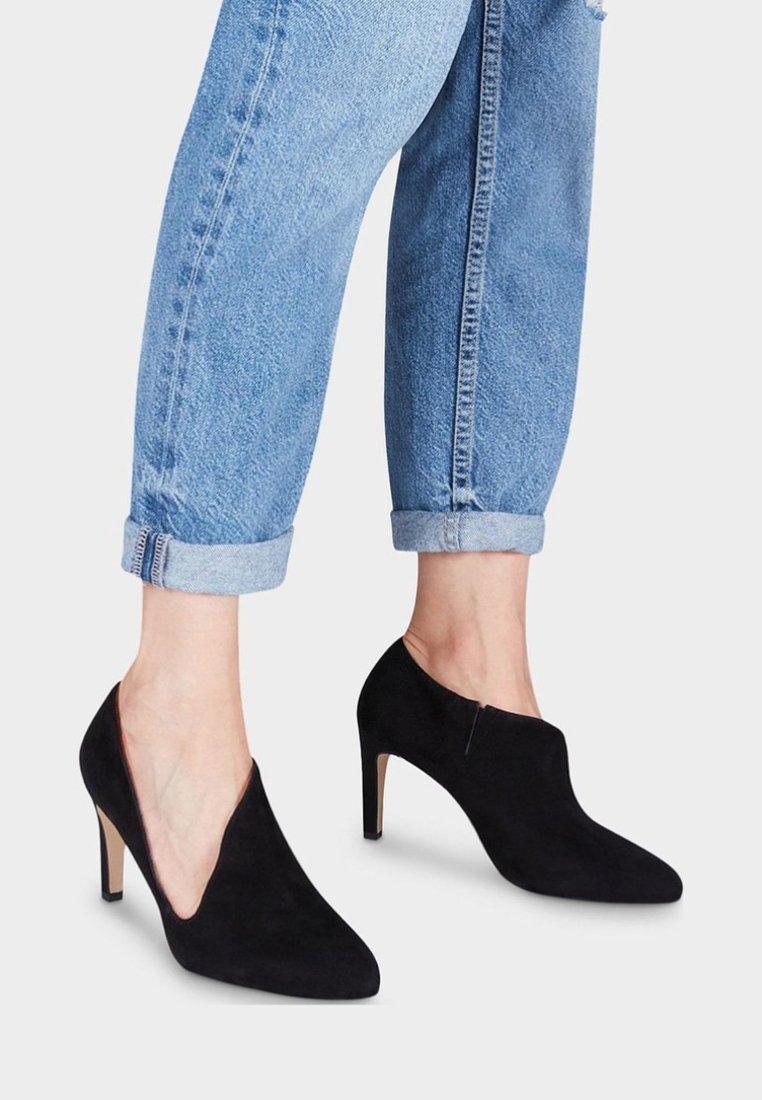 Tamaris - TAMARIS TROTTEUR - High heels - black
