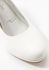 Tamaris - Decolleté - white - 2