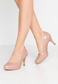Tamaris - Classic heels - old rose - 0