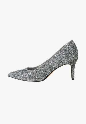 Pumps - pewter glamour