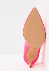 Tamaris - Tacones - pink neon - 6