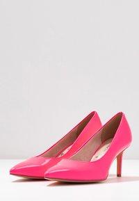 Tamaris - Tacones - pink neon - 4