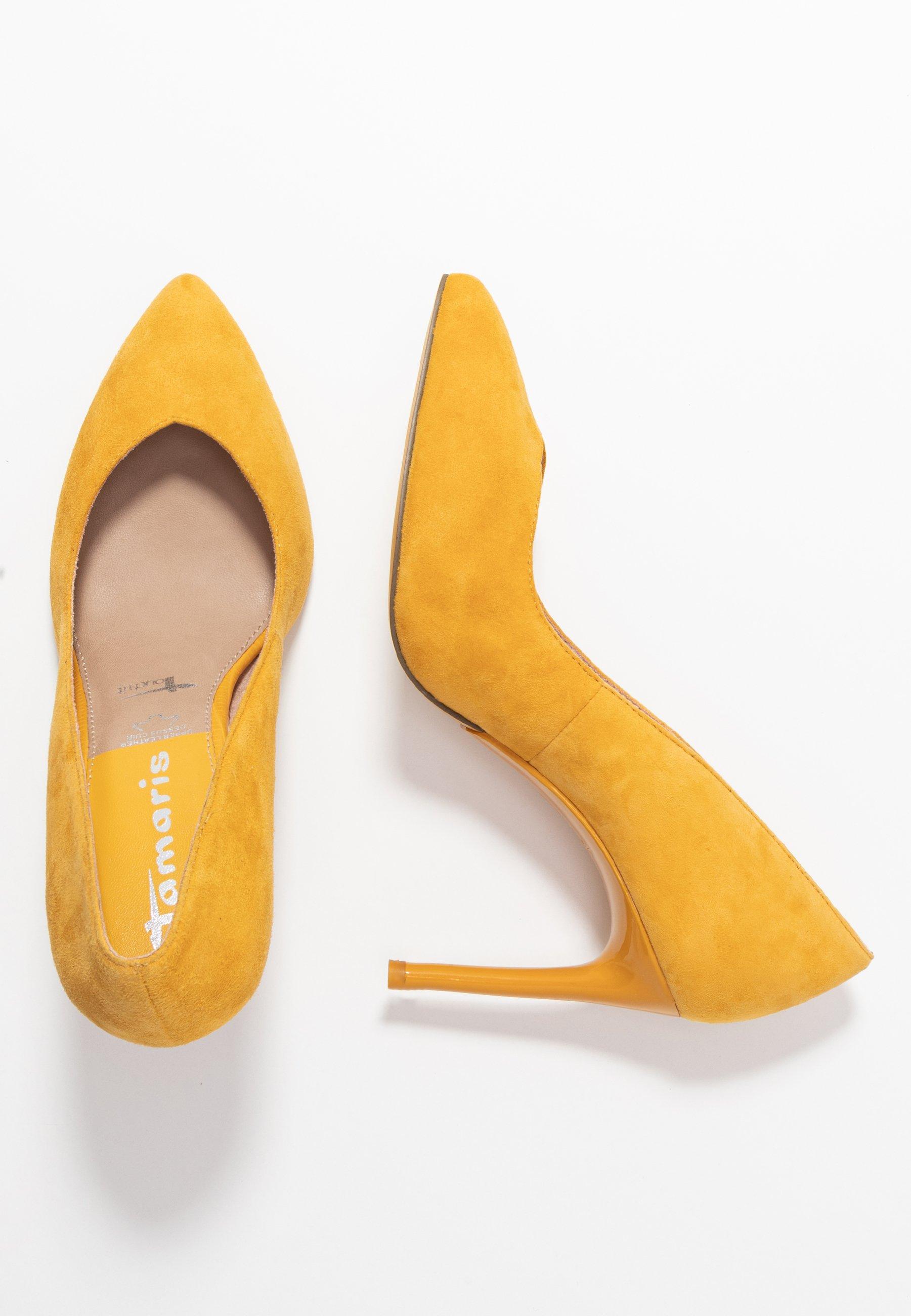 Tamaris Decolleté - saffron t7jsV06Y