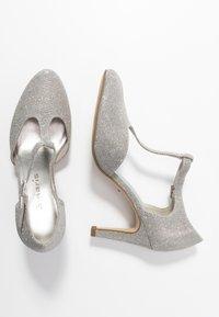 Tamaris - Classic heels - silver glam - 3