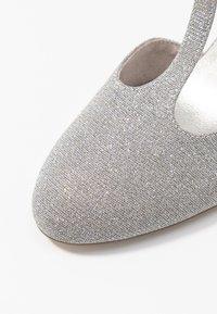 Tamaris - Classic heels - silver glam - 2