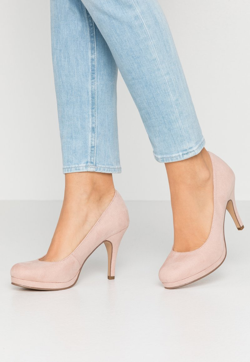 Tamaris - High Heel Pumps - rose