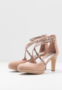Tamaris - High heels - old rose - 4
