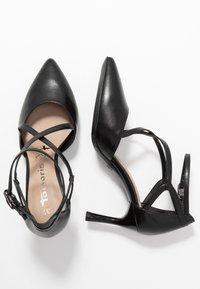 Tamaris - Classic heels - black - 3