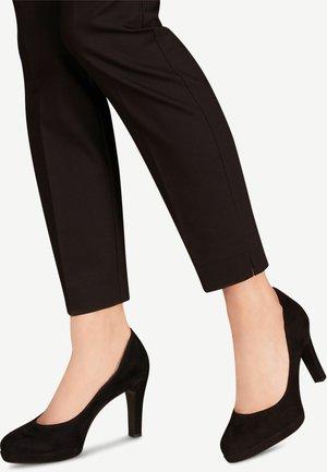 WOMS COURT SHOE - High heels - black
