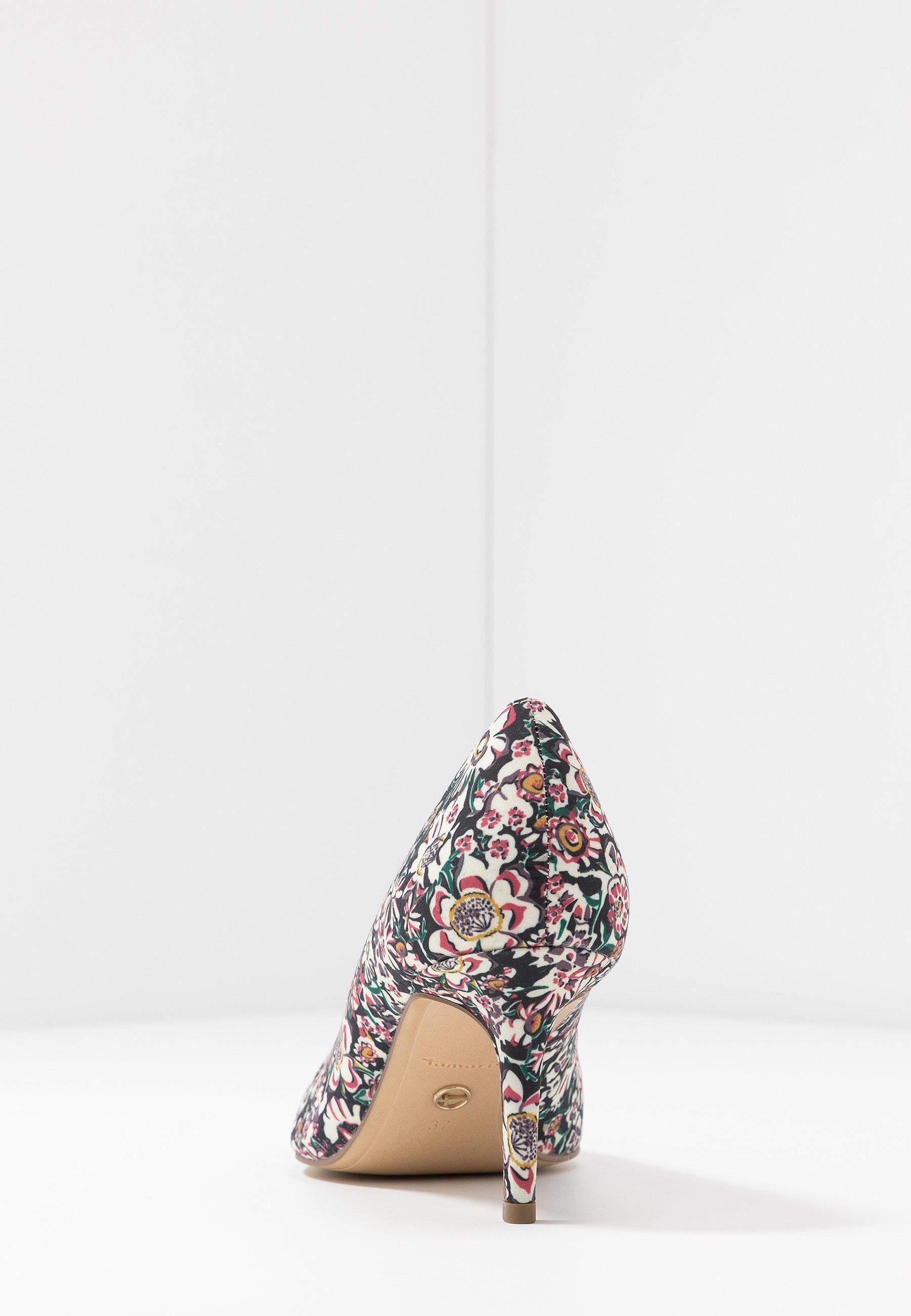 Tamaris COURT SHOE - Klassiske pumps - multicolor