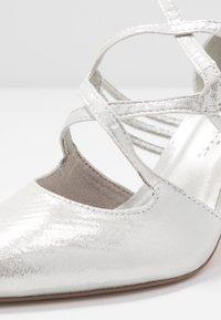 Tamaris - Classic heels - silver - 2
