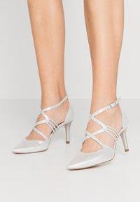 Tamaris - Classic heels - silver - 0