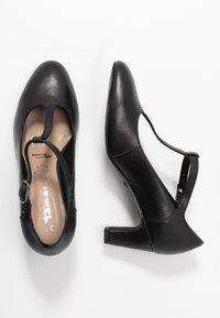 Tamaris - Klassieke pumps - black - 3