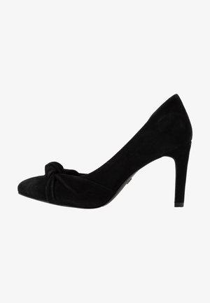COURT SHOE - High heels - black