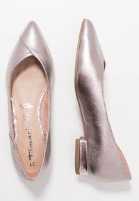 Tamaris - Ballerina - rose metallic - 3