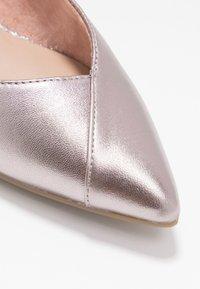 Tamaris - Ballerina - rose metallic - 2