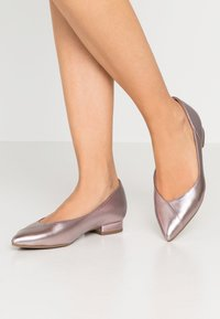 Tamaris - Ballerina - rose metallic - 0