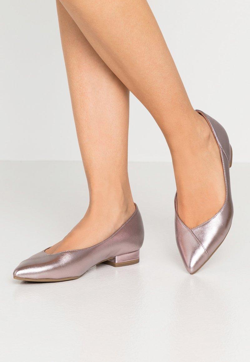 Tamaris - Ballerina - rose metallic
