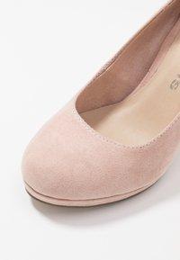 Tamaris - COURT SHOE - High heels - rose - 2