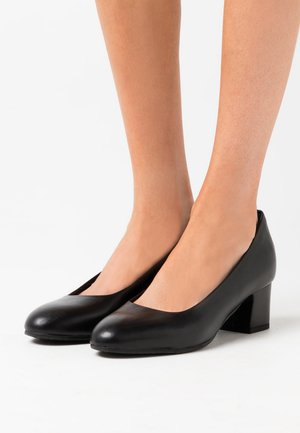 COURT SHOE - Pumps - black