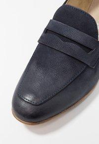 Tamaris - Nazouvací boty - navy - 2