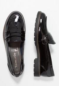 Tamaris - Slip-ons - black - 3