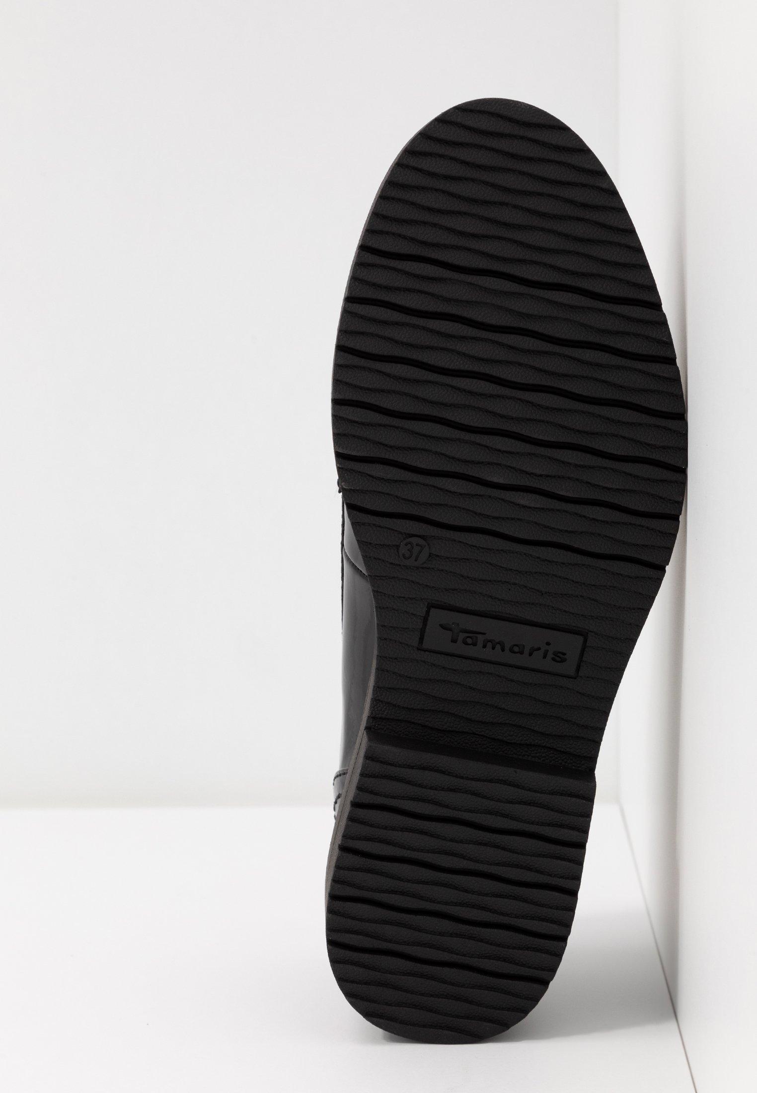 Tamaris Mocassins - black black