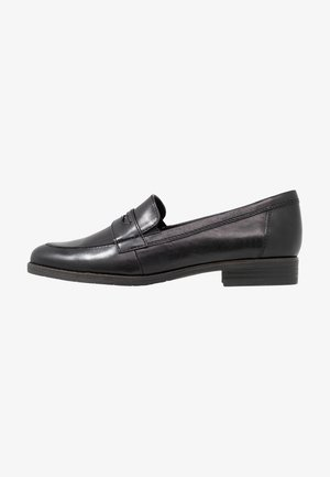 DA.-SLIPPER - Mocasines - black