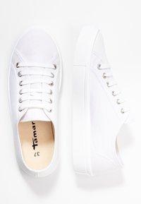 Tamaris - Sneakers basse - white - 3