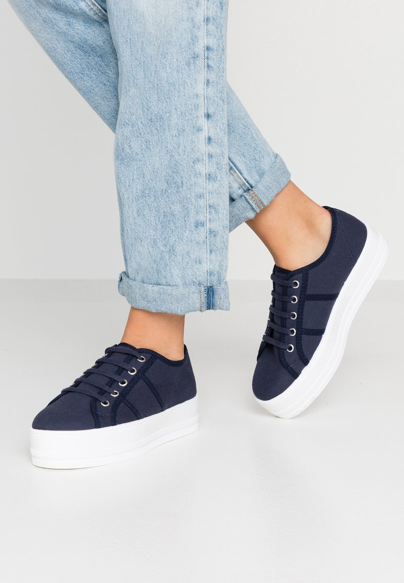 Tamaris - Sneaker low - navy
